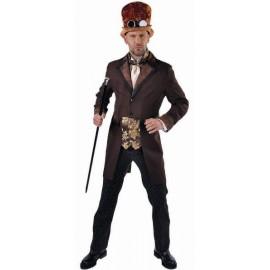 Déguisement Steampunk Victorien homme luxe