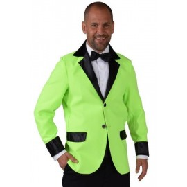 Déguisement Veste Deluxe Verte Homme