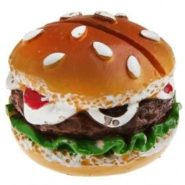 Marque place hamburger 4 cm les 10