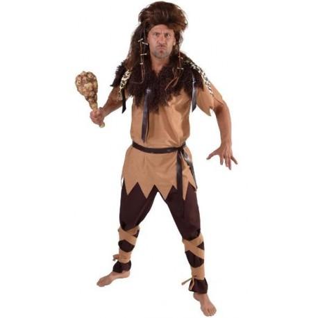 Déguisement Homme de Néandertal luxe