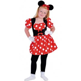 d guisement minnie mouse fille disney achat d guisements disney fille. Black Bedroom Furniture Sets. Home Design Ideas
