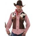 Déguisement cowboy homme luxe