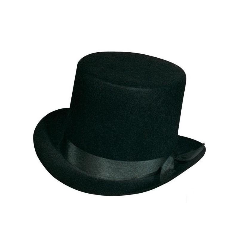 chapeau haut de forme noir adulte achat chapeaux haut de forme adulte. Black Bedroom Furniture Sets. Home Design Ideas