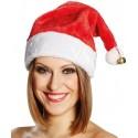 Bonnet Noël adulte avec grelot