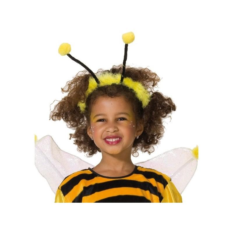 Serre-tête abeille antennes d abeille enfant - Baiskadreams.com 6431eba8e6ef