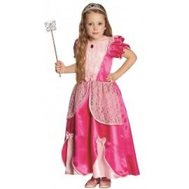 Déguisement princesse fille luxe