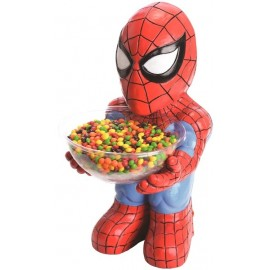 Spiderman candy bowl holder 50 cm