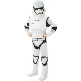 Déguisement Stormtrooper Star Wars VII enfant luxe Disney