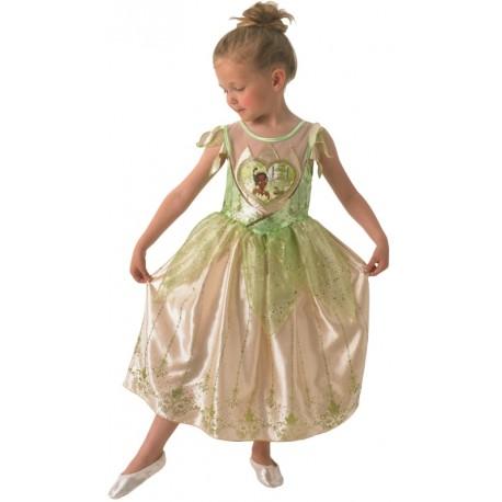 Déguisement Princesse Tiana fille Disney