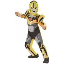 Déguisement Bumble Bee Transformers Robots in Disguise deluxe garçon