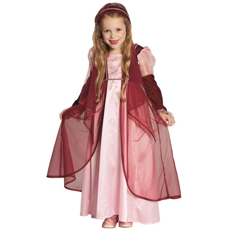 D guisement princesse m di vale fille - Deguisement fille princesse ...