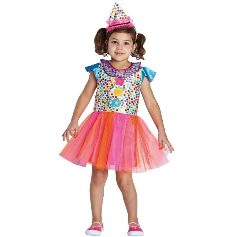 d guisement clown fille achat d guisements clown cirque carnaval. Black Bedroom Furniture Sets. Home Design Ideas