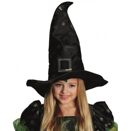 Chapeau magicien sorcière adulte et enfant