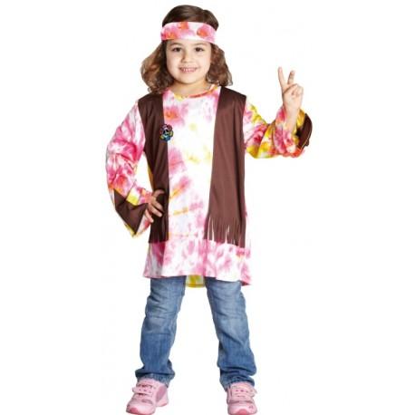 Déguisement hippie enfant mixte