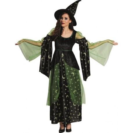 Déguisement magicienne femme