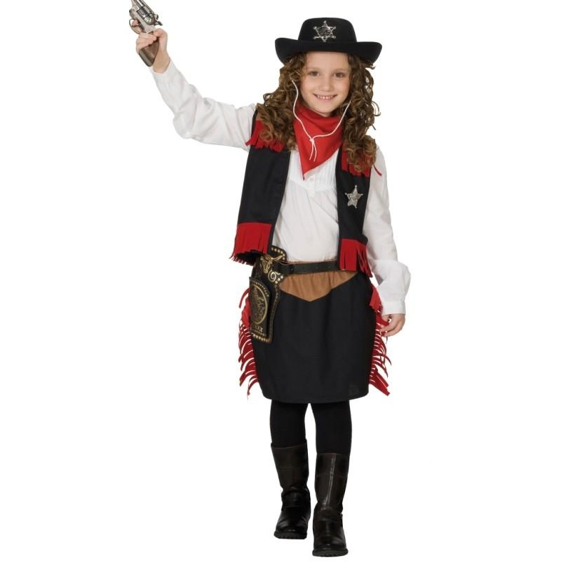 D guisement cowgirl fille cowboy fille d guisements cowgirl enfant - Deguisement cowboy fille ...
