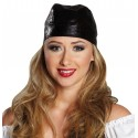 Bandana pirate brun adulte