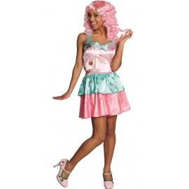Déguisement bonbon candy femme