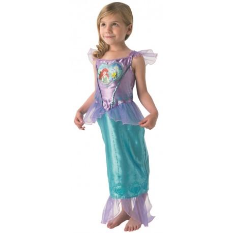 Déguisement Ariel la petite sirène Disney fille