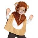 Déguisement cape lion bébé et enfant