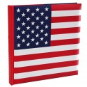 Livre d'or Amérique drapeau américain