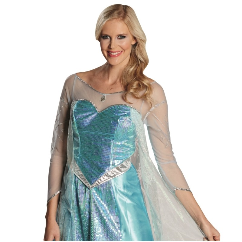 D guisement elsa reine des neiges adulte disney - Reine des neiges elsa ...