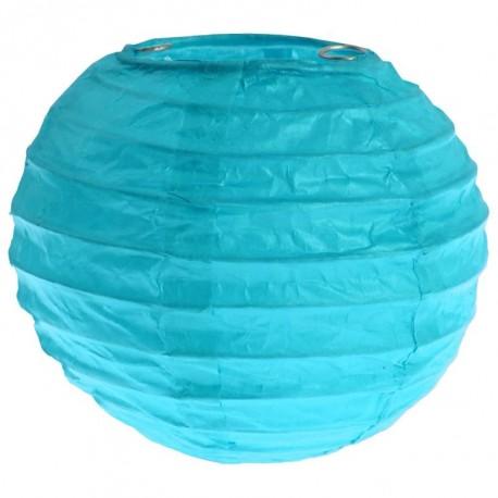 Lanterne boule chinoise papier déco de table