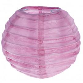 Lanternes boule chinoise papier parme 10 cm les 2