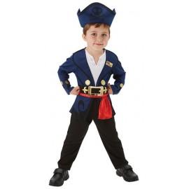 Déguisement Jake et les Pirates du pays imaginaire garçon Disney luxe