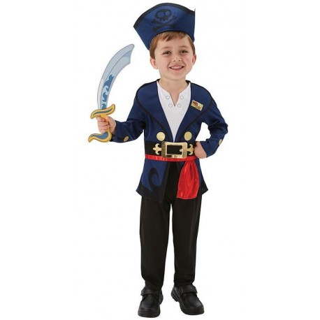 Déguisement Jake et les Pirates du Pays Imaginaire garçon Disney Deluxe