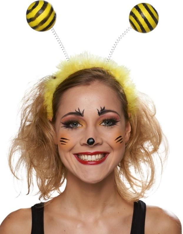 maquillage abeille