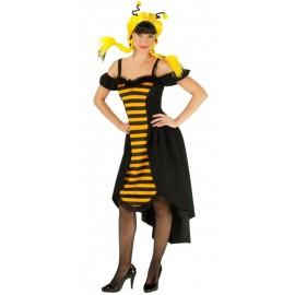 collant abeille ray jaune et noir femme accessoire. Black Bedroom Furniture Sets. Home Design Ideas