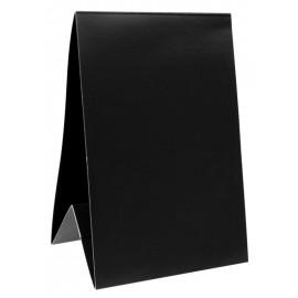 Marque-table carton noir 15 cm les 6