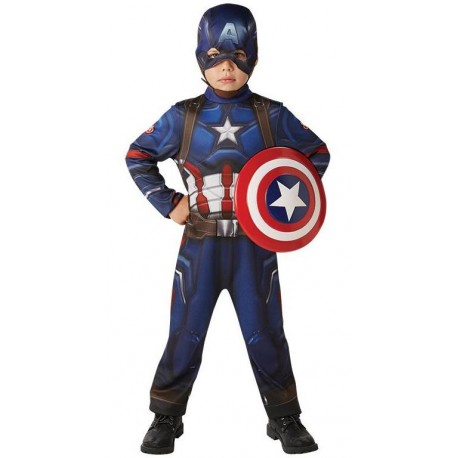 Déguisement Captain America Civil War enfant
