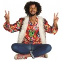 Déguisement flower power hippie homme