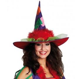 Chapeau sorcière femme