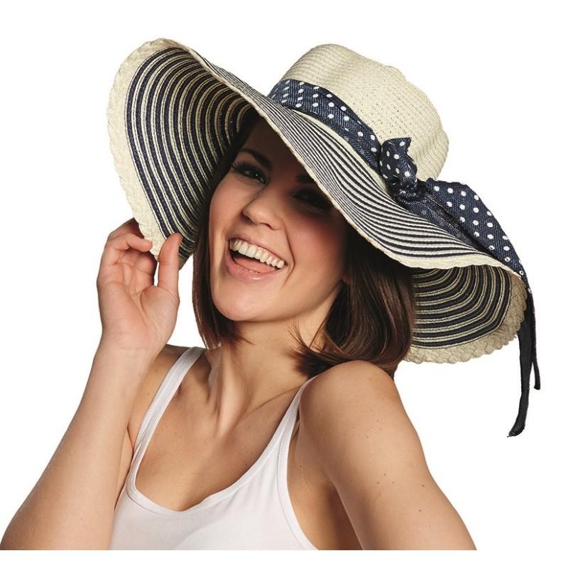 chapeau de paille florentine femme achat chapeaux de paille d guisements. Black Bedroom Furniture Sets. Home Design Ideas
