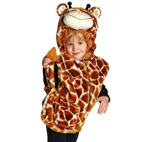 Déguisement girafe enfant