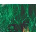 Toile d'Araignée Verte Lumière Noire