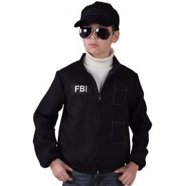 Déguisement FBI garçon