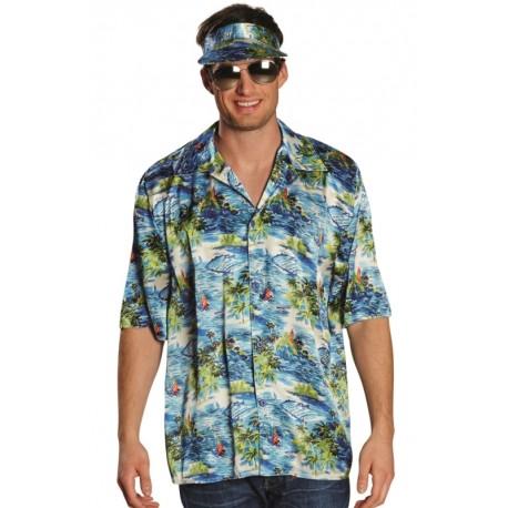 Déguisement hawaïen homme