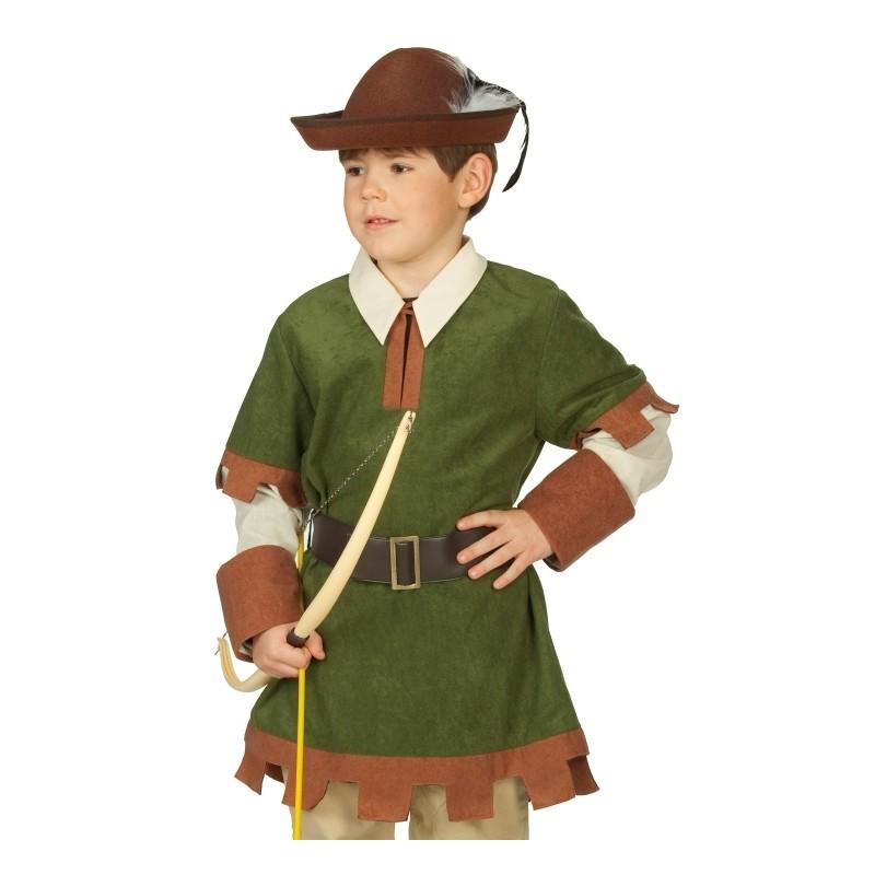 Déguisement Robin Des Bois Garçon - Déguisement robin des bois garçon Baiskadreams com
