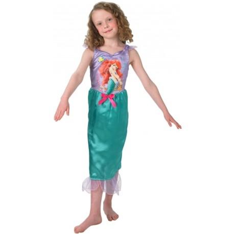 Déguisement Ariel la petite sirène fille