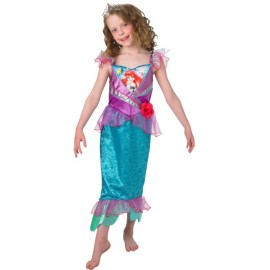 Déguisement Ariel la petite sirène fille Disney