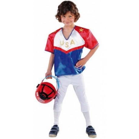 déguisement footballeur américain garçon