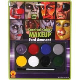 Palette Maquillage de Fête 8 couleurs