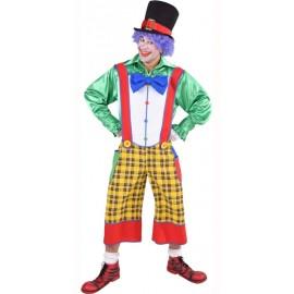 Déguisement clown coco homme luxe