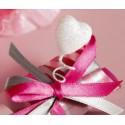 Coeurs Pailletés Sur Piquet Les 12