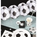 Guirlande ballons de foot en papier 3.25 M