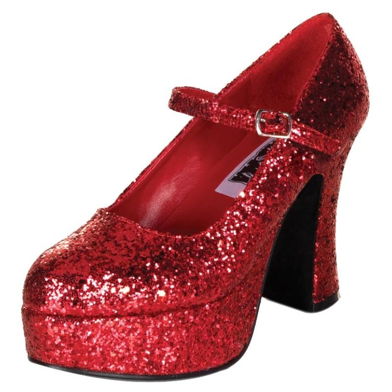 chaussures paillettes rouges femme. Black Bedroom Furniture Sets. Home Design Ideas